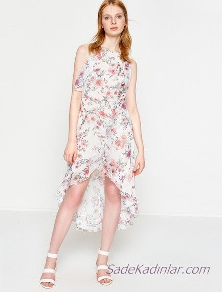 Koton Beyaz Elbise Modelleri Ile Bas Dondurucu Siklik 2020 Elbise Modelleri Elbise The Dress