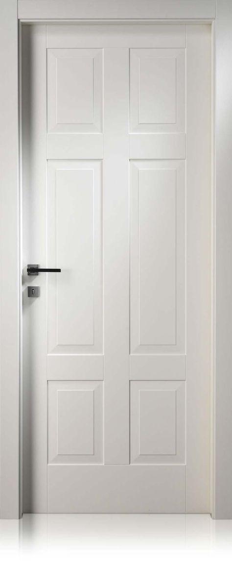 Ferrero Legno Porte / Collezioni FL / Suite / 33 / Bianco ...