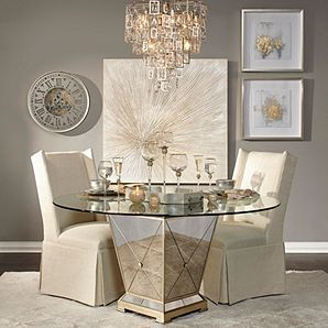 Champagne Fire With Images Dining Room Decor Dinning Room
