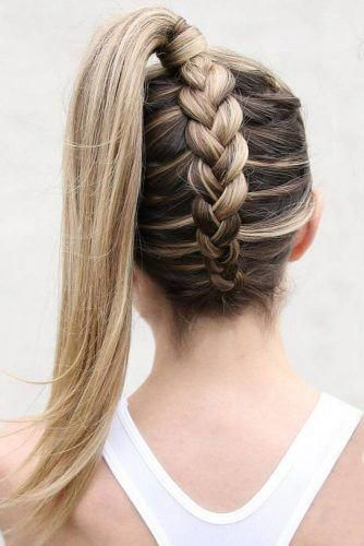 Pin On Easy Braids For Teenage Girls