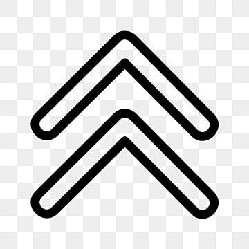 Right Arrowhead Black Arrowhead Transparent Background Png Images