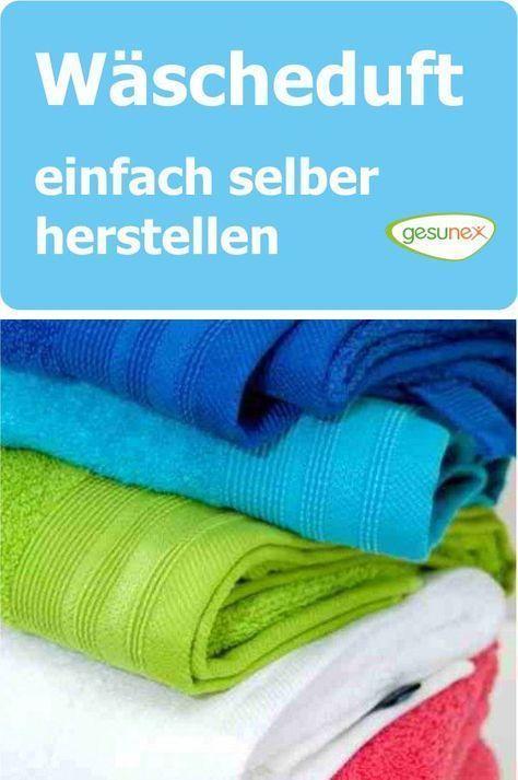 Wäscheduft ohne weichspüler
