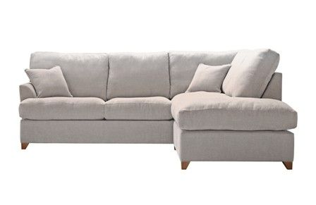 The Alderton Corner Sofa is a must have. It's easy on the eye with its gorgeous shaped arms and wrap around seat cushions whilst also being incredibly snug with its thick seats and back cushions…ideal for those lazy days! What's more with the back frame w