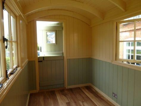 shepard hut interior | Shepherds' Hut For Sale