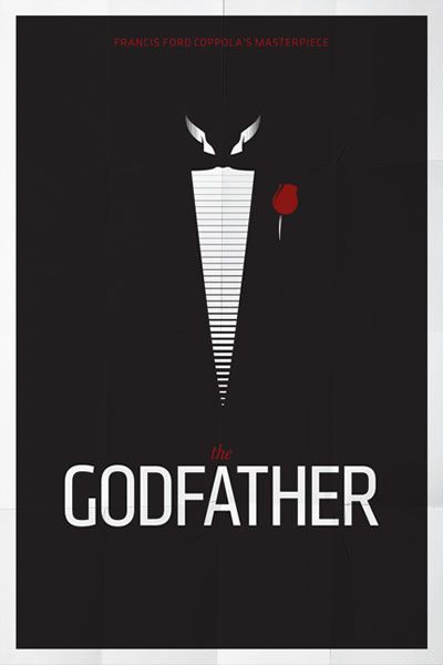 The Godfather by Pedro Vidotto.     http://anitaleocadia.tumblr.com/post/10657588120/the-godfather-by-pedro-vidotto