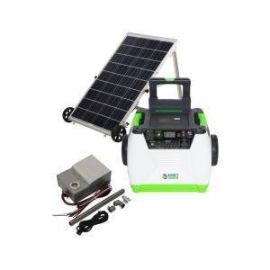 Nature S Generator 1800 Watt Solar Powered Electric Start Portable Generator With Power Transfer Kit Hkngaupe Solar Panel Installation Best Solar Panels Solar Technology