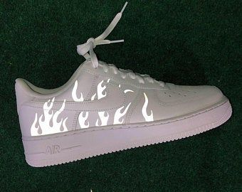 Airforce 1 custom | Etsy NL | Beschilderde schoenen ...