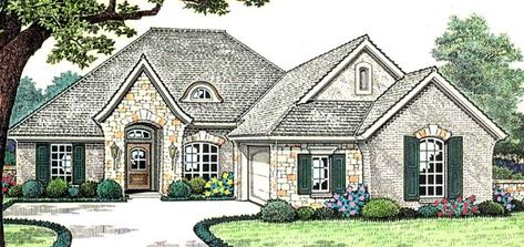Plan 16858WG: ly Spaces Inside and Out on craftsman style house plans with porches, comeco tuscan house plan, tuscan house floor plan,