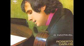 As 12 Mais De Roberto Carlos Youtube Musica Samba Musicas