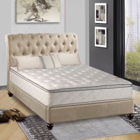 Home California King Bed Frame Mattress Bedroom Furniture