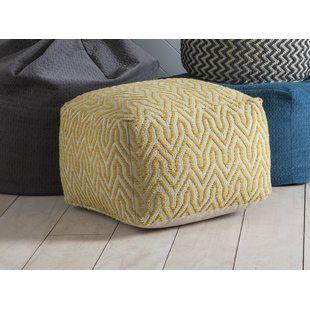 Superb Yellow Ochre Pouffe Wayfair Co Uk New Bathroom In 2019 Pdpeps Interior Chair Design Pdpepsorg