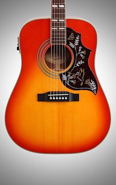 Epiphone Hummingbird Pro Guitar Acoustic Electric Acoustic Guitar Accessories