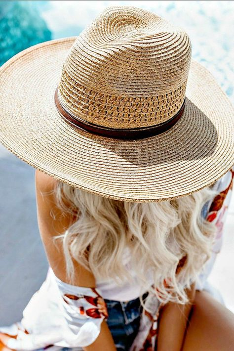 South Shore Panama Hat