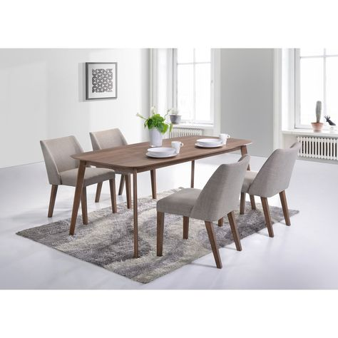 Elba Dining Table And Four Chairs Set Dining Room Furniture Sets Dining Table Chairs 4 Seater Dining Table
