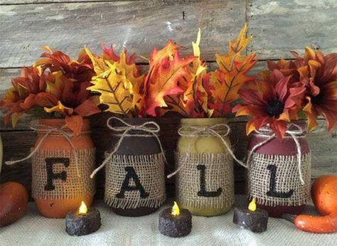 Over 50 of the Best Fall Craft and Decorating Ideas