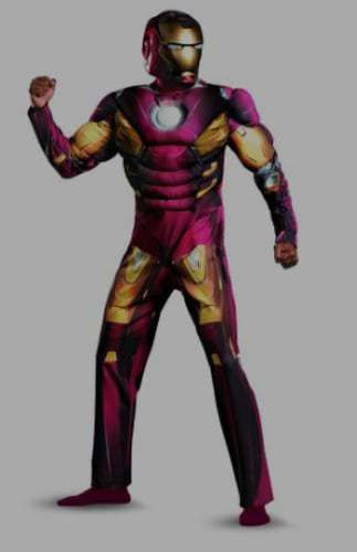 Online Shopping For Leather Jackets Suits And Tuxedos Holiday Gifts Ironman Costume Leather Iron Man