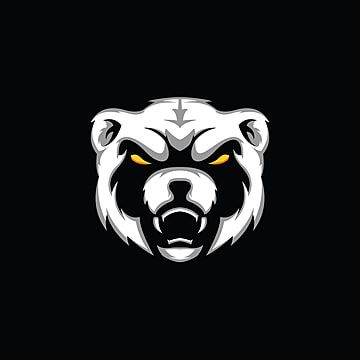 Angry Panda Head Graphic Illustration Design Logo Illustration Png And Vector With Transparent Background For Free Download Graphic Illustration Panda Illustration Vector Illustration