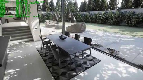 Unreal Engine 4 / Modern Villa Demo / GTX 780Ti | PV  3d