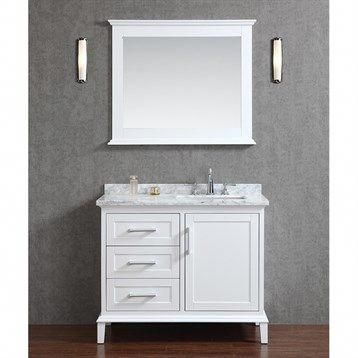 Bathroom Vanities Clearance 60 Bathroom Vanities 36 Inch Single Sink Furniturejati F White Vanity Bathroom Single Bathroom Vanity Single Sink Bathroom Vanity