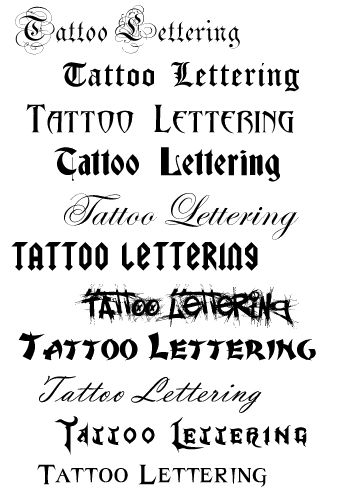 Tribal Tattoo Lettering | Fonts, Tattoo And Lettering Tattoo