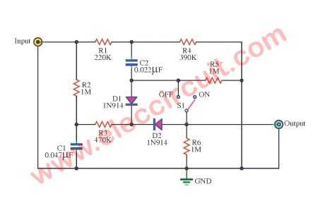 15 Filter circuits using electronic coil   Simple Electronic