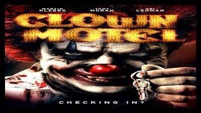 Clown Motel 2019 Film Las Vegas Kitap Fragmani