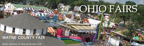 2014 Ohio County Fairs Schedule