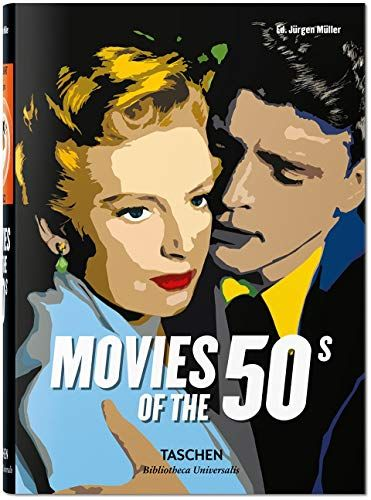 Movies Of The 50s By Jurgen Muller Https Www Amazon Com Dp 3836561107 Ref Cm Sw R Pi Dp U X Pwd5bbgbtvpfm Cine Cine De Terror Libros
