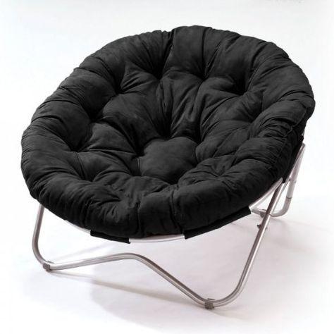 Oval Roundabout Papasan Chair In Black 114 75 Papasan Chair