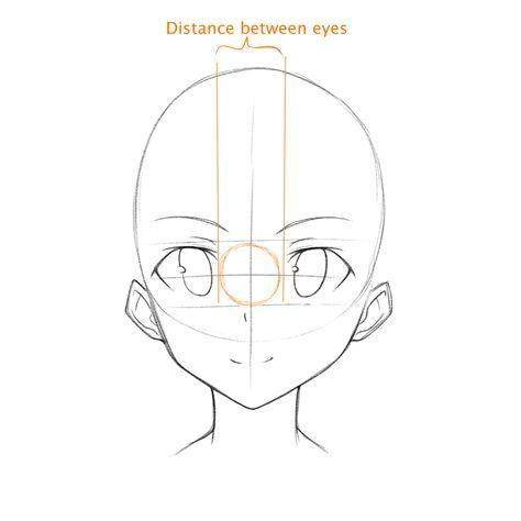 Drawing Anime Faces Anatomy 19 Ideas Manga Drawing Anime Drawings Tutorials Manga Art