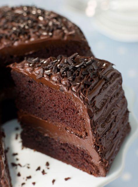 Mokka-Schoko-Kuchen: http://kochen.gofeminin.de/w/rezept/r1015/mokka-schokoladenkuchen.html  #kuchen #schokolade #chocolate