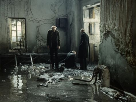 Andrei Tarkovsky's Stalker, the Great Existentialist Science Fiction Film