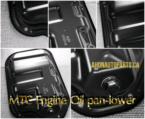 Mtc Engine Oil Pan Lower Infiniti Oil Pan Engineering Mtc