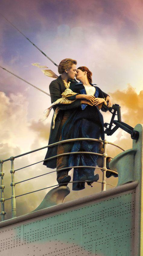 Titanic (1997) Phone Wallpaper | Moviemania