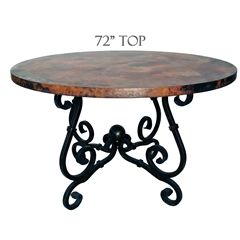 Wrought Iron Table Ev Icin