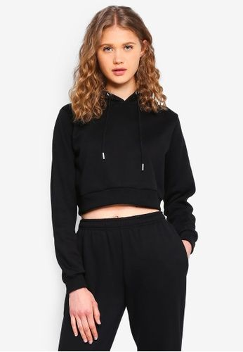 95962ca4161739 Shop Factorie Travis Taped Hoodie on ZALORA Philippines at only Php  1