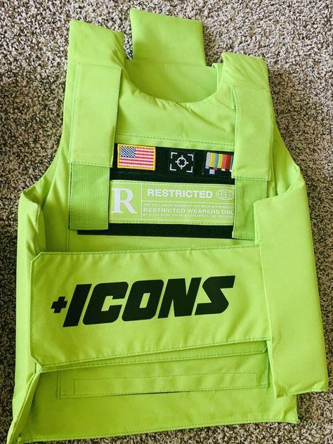 Bulletproof Vests Neon Green