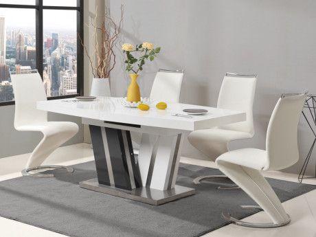 Tischgruppe Von Roller Esszimmertisch Modern Design Esstisch