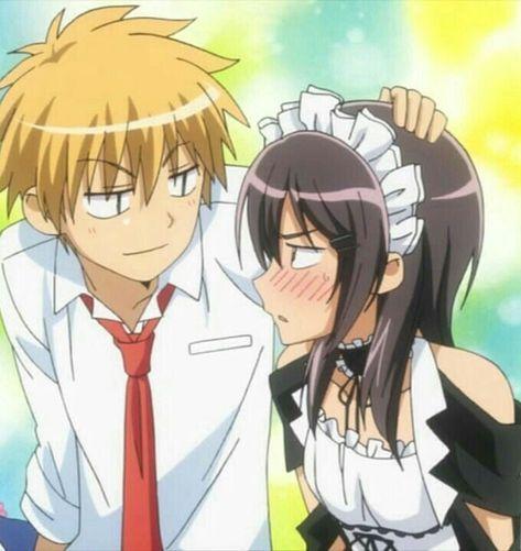 Misaki ayuzawa and takumi usui is listed (or ranked) 1 on Anime Kiss, Manga Anime, Noragami Anime, Anime Couples Manga, Manga Girl, Maid Sama Manga, Anime Maid, Usui Takumi, Image Manga