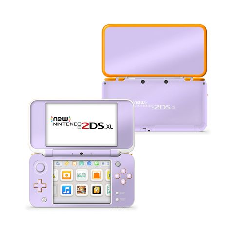 Lavender New 2ds Xl Skin Ps4 Controller Skin Nintendo Nintendo 2ds