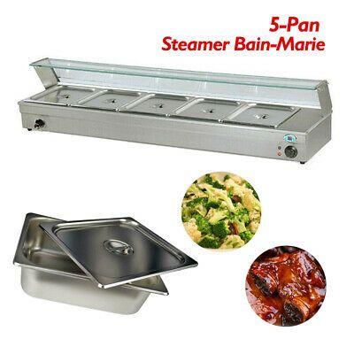 Ad Ebay Url Bain Marie Buffet Countertop Steamer Food Warmer