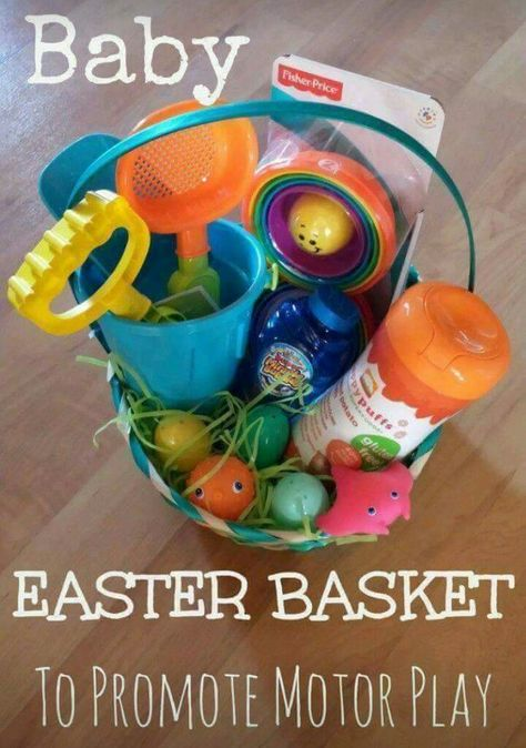 Baby easter basket holidays with kids pinterest baby easter holidays with kids pinterest baby easter basket negle Images