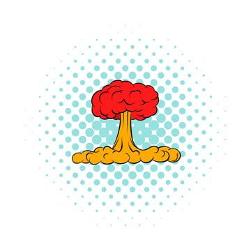 Nuclear Explosion Icon Comics Style Style Icons Explosion Icons Nuclear Icons Png And Vector With Transparent Background For Free Download In 2021 Comic Styles Cartoon Styles Creative Advertising