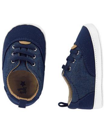 Carter's : OshKosh B'gosh Sneaker Crib Shoes Guttesko  Boy shoes