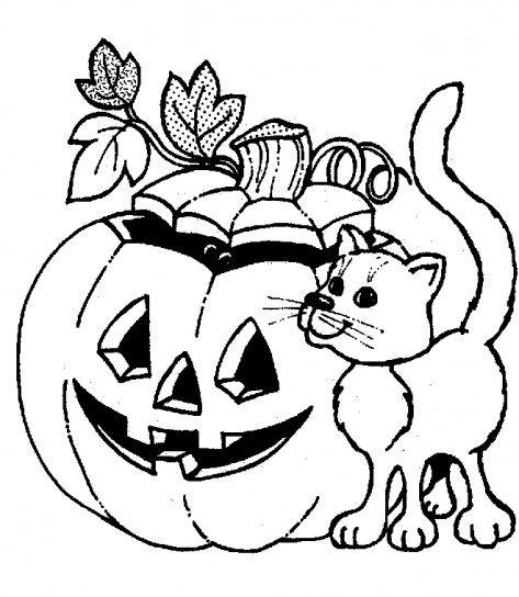 Disegni Colorare Halloween.Disegni Di Halloween Da Colorare Cerca Con Google Disegni Di Halloween Pagine Da Colorare Libri Da Colorare