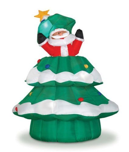 Top 7 Inflatable Christmas Trees Christmas Inflatables Inflatable Christmas Tree Santa Claus Christmas Tree