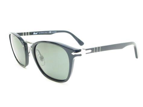 1cef7c81ff Persol PO 3110-S 95 58 Black Polarized Sunglasses