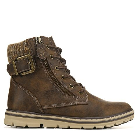 Cliffs by White Mountain Women's Kelsie Lace Up Boots (Brown Fabric) Hiking Boots Outfit, Hiking Shoes, Cute Shoes, Me Too Shoes, Hiking Fashion, Strap Heels, Womens Slippers, Brown Boots, Lace Up Boots