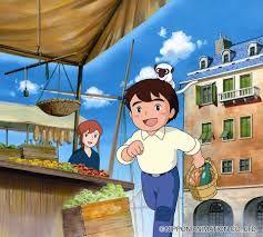 كرتون وداعا ماركو تبدأ القصة بسفر والدة كـــــرتـون Cartoon Character Art