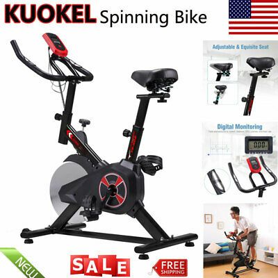Ad Ebay Link Exercise Bike Stationary Cycling Flywheel Fitness